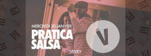 Les Mercredis Salsa au Vème - Vevey @ Le Vème - Vevey | Vevey | Switzerland